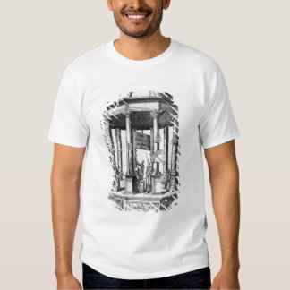 Frontispiece 'The Rudolphine Tables' Tee Shirt
