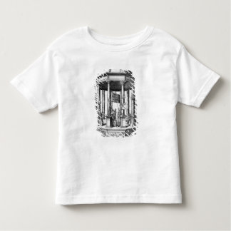 Frontispiece 'The Rudolphine Tables' Toddler T-shirt