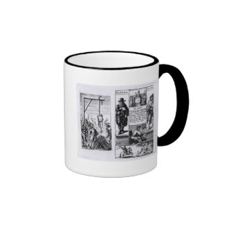 Frontispiece to 'An Exact Collection of Ringer Mug