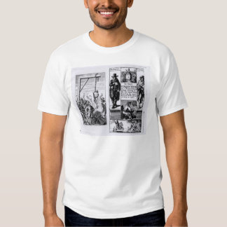 Frontispiece to 'An Exact Collection of T Shirt