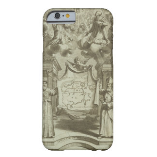 Frontispiece to 'China Illustrated' by Athanasius Barely There iPhone 6 Case