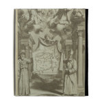 Frontispiece to 'China Illustrated' by Athanasius iPad Folio Case