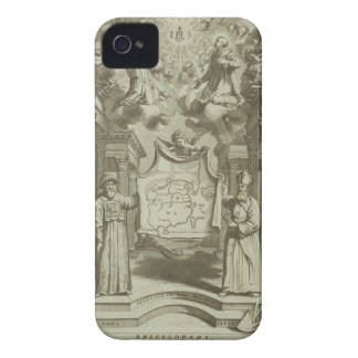 Frontispiece to 'China Illustrated' by Athanasius Case-Mate iPhone 4 Case