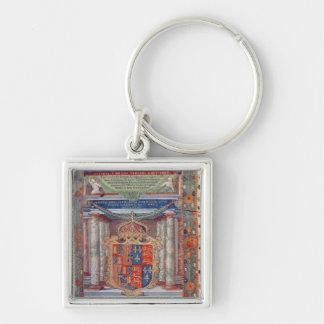 Frontispiece to Dioscorides Keychain