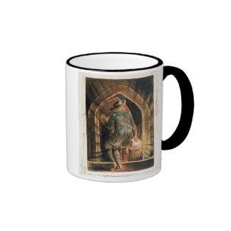 Frontispiece to 'Jerusalem' (Bentley Copy E) 1804- Ringer Mug