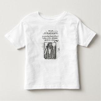 Frontispiece to 'Les Propheties de M. Michel Toddler T-shirt