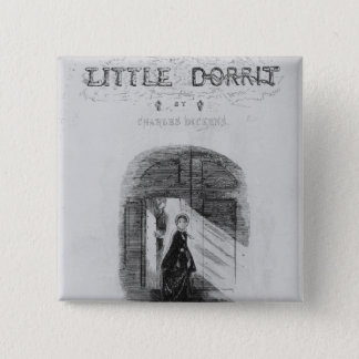 Frontispiece to 'Little Dorrit' by Charles Button