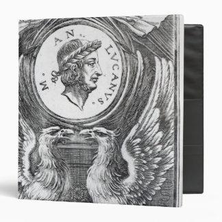 Frontispiece to 'Lucan's Pharsalia' Binder