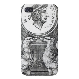 Frontispiece to 'Lucan's Pharsalia' iPhone 4/4S Covers
