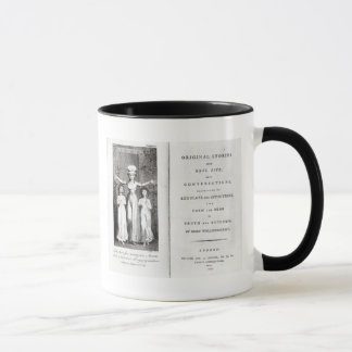 Frontispiece to 'Original Stories from Real Mug
