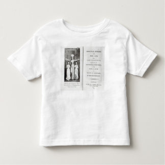 Frontispiece to 'Original Stories from Real Toddler T-shirt