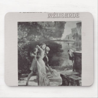 Frontispiece to Pelleas and Melisande by Mouse Pad