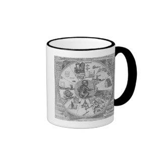 Frontispiece to Robert Fludd's Utriusque Ringer Mug