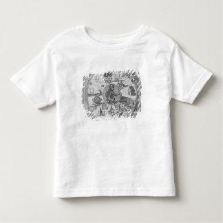 Frontispiece to Robert Fludd's Utriusque Toddler T-shirt