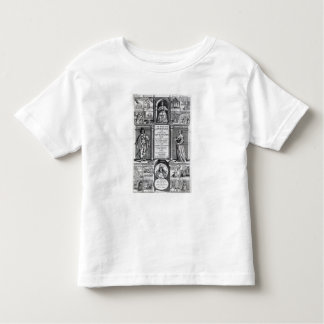 Frontispiece to 'The English Gentleman Toddler T-shirt