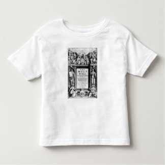 Frontispiece to 'The Holy Bible' Toddler T-shirt