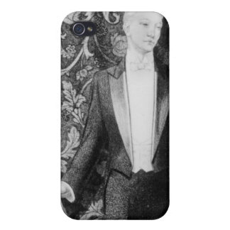 Frontispiece to 'The Picture of Dorian Gray' iPhone 4 Case