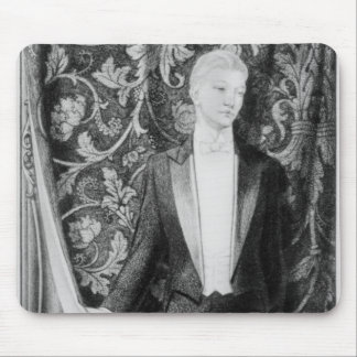 Frontispiece to 'The Picture of Dorian Gray' Mouse Pad