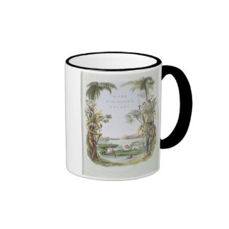 Frontispiece to 'Views in the Interior of Guiana', Ringer Mug