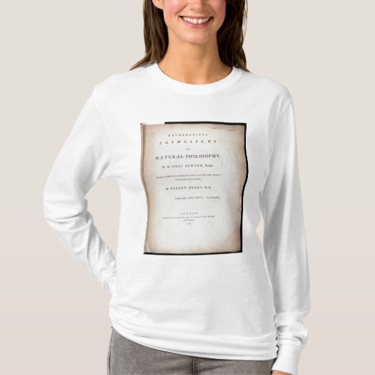Frontispiece to Volume I T-Shirt