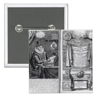 Frontispiece y Titlepage Pin Cuadrada 5 Cm