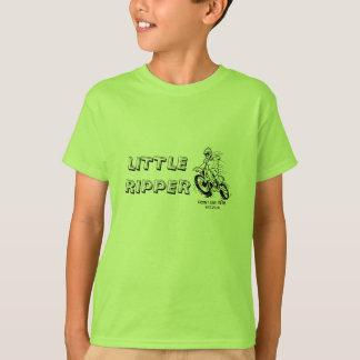 """Frontline films kids """"little ripper' t shirt"""