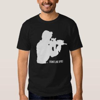 FRONTLINE OPTICS TEE-Infantry, Military shirt