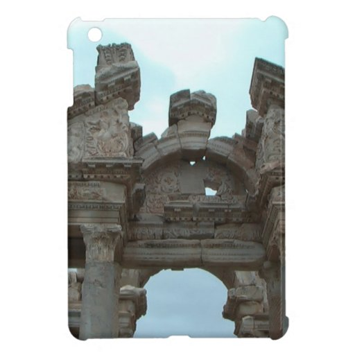 Frontón romano iPad mini carcasa