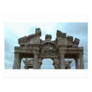 Frontón romano postales