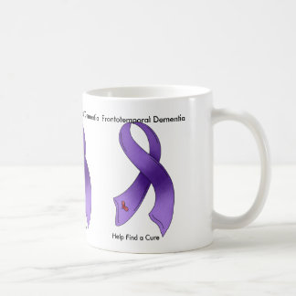 Frontotemporal Dementia Find a Cure Mug