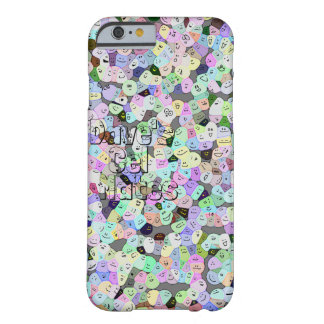 Frooty Faces Barely There iPhone 6 Case