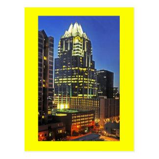 Frost Bank Tower, Austin, Texas, U.S.A. Postcard