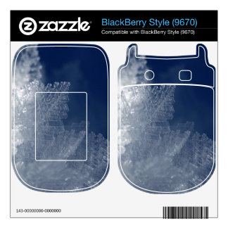 Frost BlackBerry Style Skins