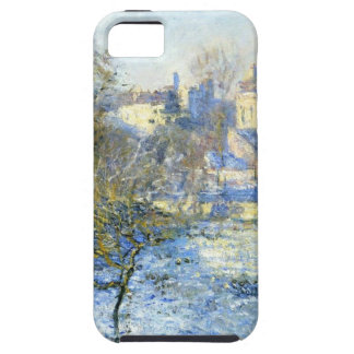 Frost by Claude Monet iPhone SE/5/5s Case
