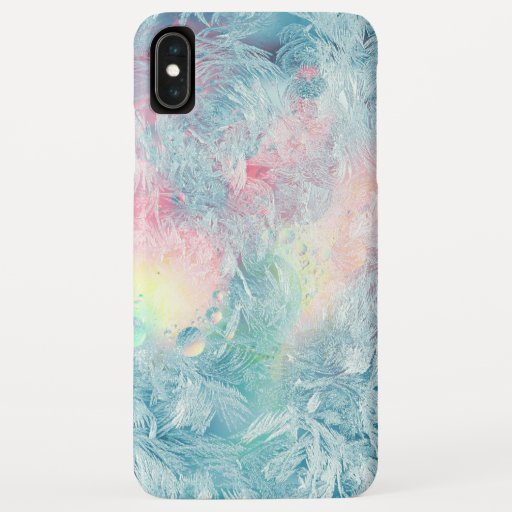 frost iPhone XS max case