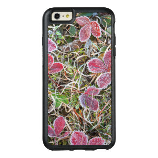 Frost covered leaves, Canada OtterBox iPhone 6/6s Plus Case