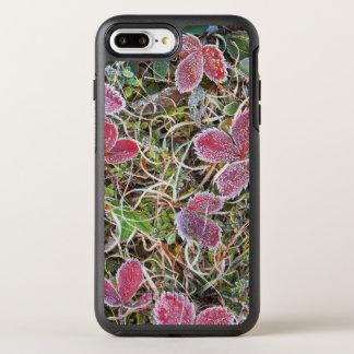 Frost covered leaves, Canada OtterBox Symmetry iPhone 7 Plus Case
