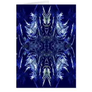 Frost Demon Card