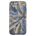 Frost en el árbol imperecedero, home run, Alaska Funda De iPhone 6 Tough