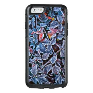 Frost en las hojas de otoño, Oregon Funda Otterbox Para iPhone 6/6s