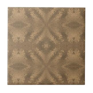 Frost en marrón tejas  ceramicas