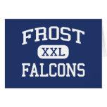 Frost Falcons Middle School Fairfax Virginia Cards