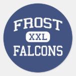 Frost Falcons Middle School Fairfax Virginia Sticker