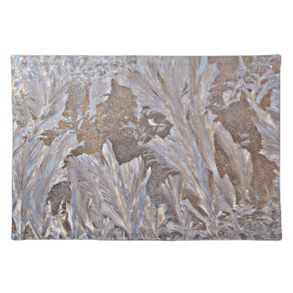 Frost Frenzy Cloth Place Mat