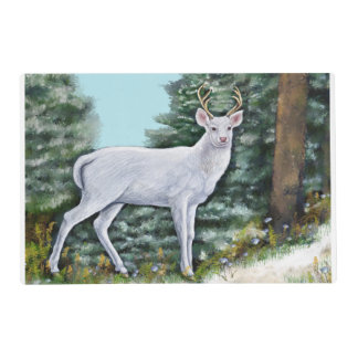 Frost Hart Laminated Place Mat