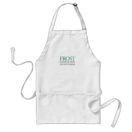 Frost School of Music Logo 2 Adult Apron