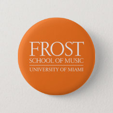 Frost School Of Music Logo Button at Zazzle