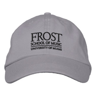 Frost School of Music Logo Cap