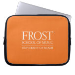 Frost School of Music Logo Computer Sleeves