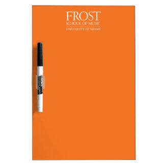 Frost School of Music Logo Dry-Erase Board
